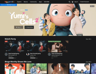 viki.com screenshot