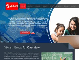 vikrams.com screenshot