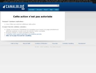 vilaindefaut.canalblog.com screenshot