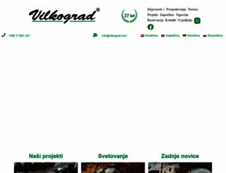 vilkograd.com screenshot