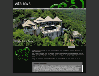 villa-nava.com screenshot