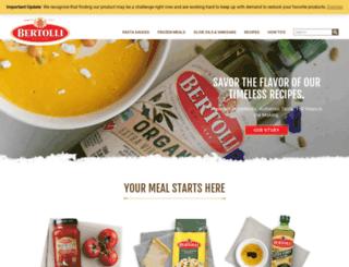 villabertolli.com screenshot