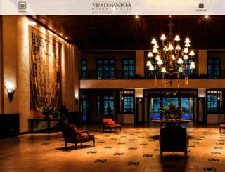 villadimantova.com.br screenshot