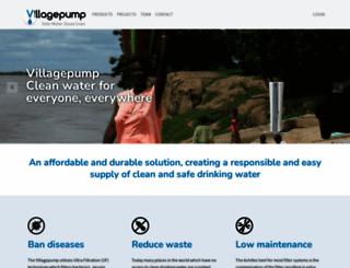 villagepump.org screenshot