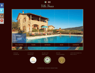 villasenaia.com screenshot