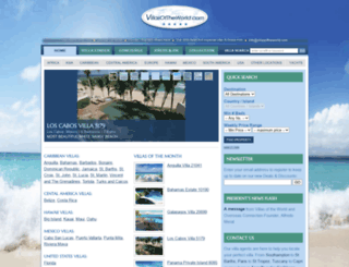 villasoftheworld.com screenshot