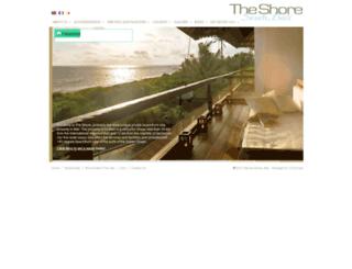 villatheshore.com screenshot