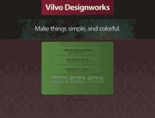 vilvo.net screenshot
