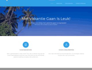 vimas.nl screenshot