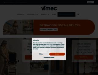 vimec.biz screenshot