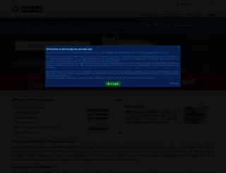 vin-info.com screenshot