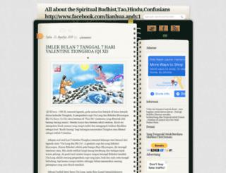 vincentspirit.blogspot.com screenshot