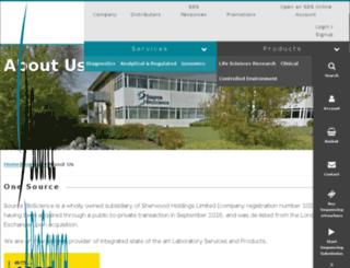 vindonhealthcare.com screenshot