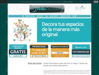 vinilodecoracion.es screenshot