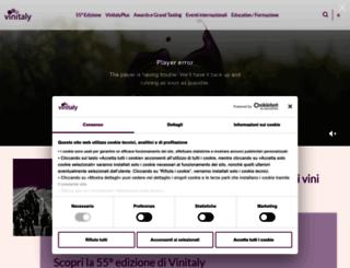 vinitalyclub.com screenshot