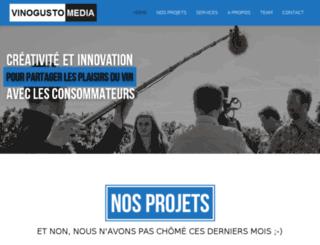 vinogusto-media.com screenshot