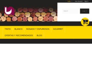 vinotea.com screenshot