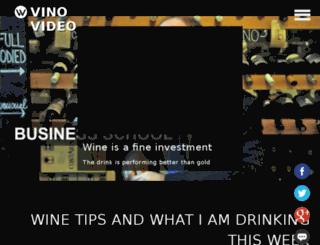vinovideo.waywire.com screenshot