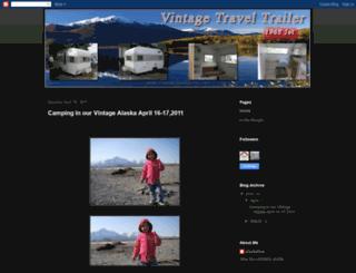 vintagealaska.blogspot.com screenshot
