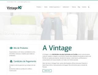 vintagefloor.com.br screenshot
