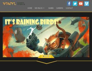 vinylgs.com screenshot