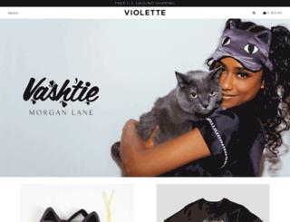 violettenewyork.com screenshot