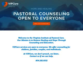 vipcare.org screenshot