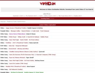 viphd.in screenshot