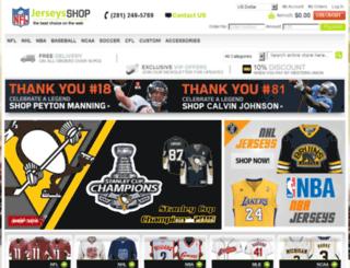 vipjerseyssale.com screenshot