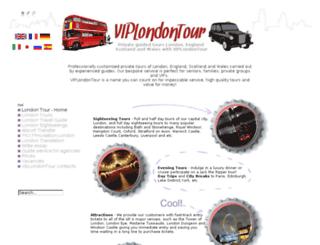 viplondontour.com screenshot