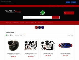 vipracingshopping.com.br screenshot
