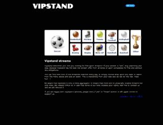 vipstand.org screenshot