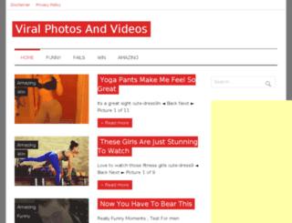 viralfoolz.com screenshot