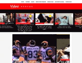 viralhdvideo.com screenshot