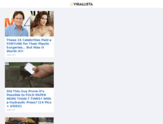 virallista.com screenshot
