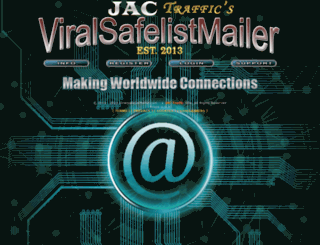 viralsafelistmailer.com screenshot