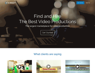virect.com screenshot