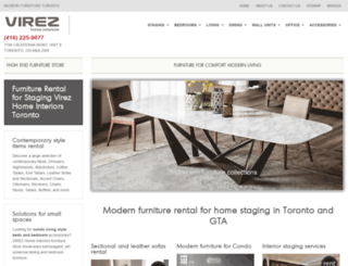 access virezinteriors com furniture rental toronto virez home