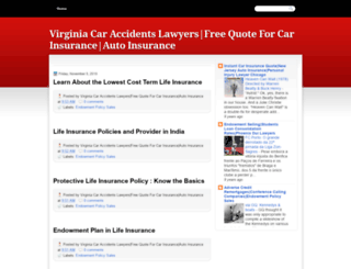 Access virginiacaraccidentslawyers-project.blogspot.com. Virginia ...