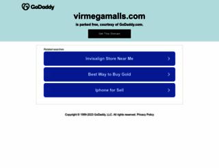 virmegamalls.com screenshot