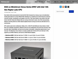 virten.net screenshot
