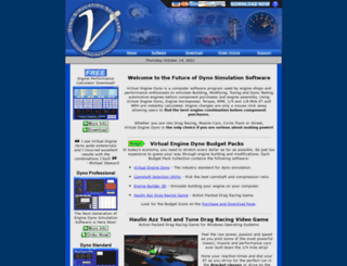 virtualengine2000.com screenshot