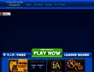 virtualfamilykingdom.com screenshot