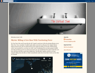 virtualsink.com screenshot