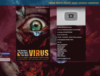 virus.flazio.com screenshot