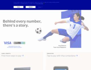 visa.com.ph screenshot