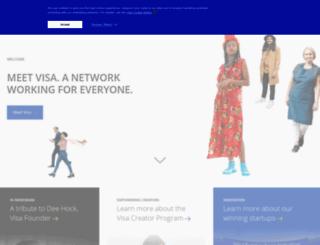 visabillpay.com screenshot