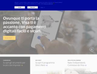 visaitalia.com screenshot