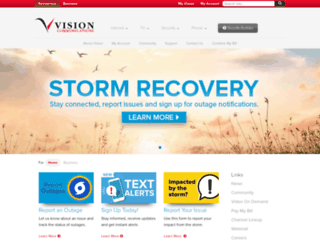 viscom.net screenshot