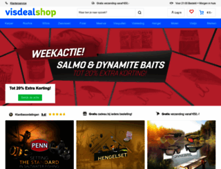 visdealshop.nl screenshot